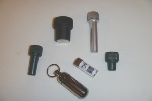 Micro Geocache Containers