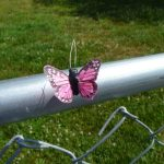 Butterfly Geocache Container