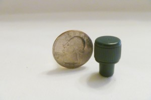 Tiny Tim Geocaching Containers