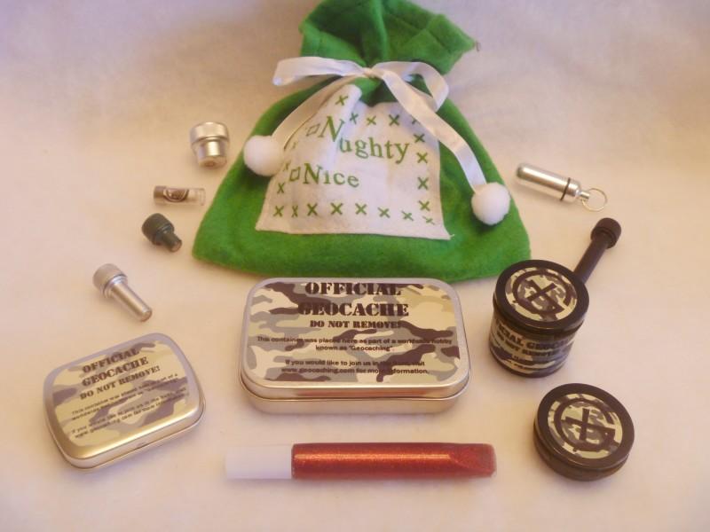Geocaching Gift Pack