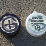 Magnetic Geocache Containers