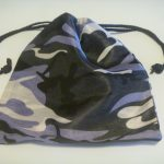 Geocaching Camo Gift Bag