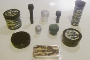 Micro Cache Containers