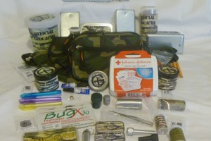Geocaching Supplies Kit