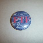 FTF Geocaching Button