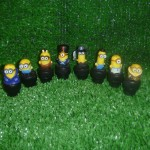Minions Geocache Containers