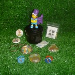 Bart Simpson Complete Geocache Container