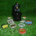 batman cache with swag