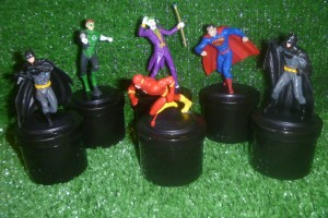 superhero geocache containers