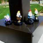 gnomes set geocache containers