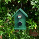 Double Bird House Geocache Container