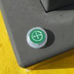 Skinny Sue Green Cache Container