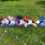 Butterfly Geocache Containers