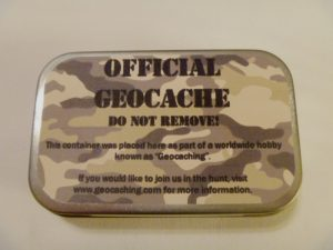 Complete Geocaching Containers