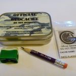 Complete Geocaching Container
