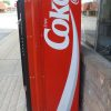 Coke Machine Geocache Container
