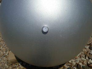 Gauge Geocache Container
