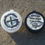 Fat Boys Magnetic Geocache Containers