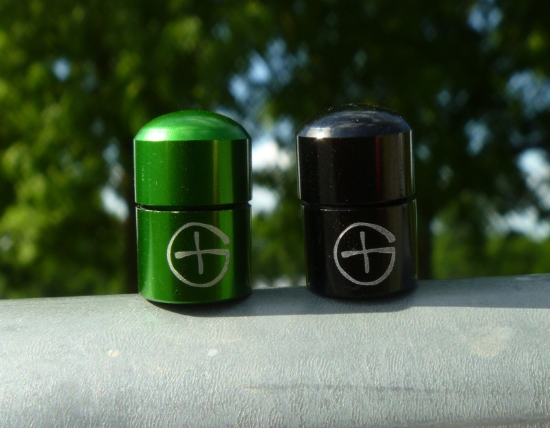 Tiny Geocaching Container