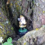 Gnome Geocache Container