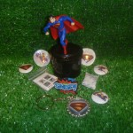 superman cache with swag