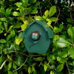 Hut Bird House Geocache Container