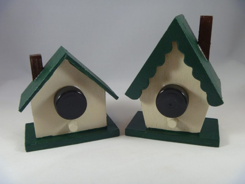 Magnetic Birdhouse 2 Pack
